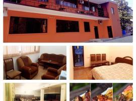 Marishok Hotel, Agarak (Meghri yakınında)
