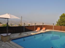 Pachna luxury villa, Pachna (Ayios Amvrosios yakınında)