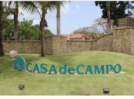 Villa Chavon Resort, El Infiernito (Santa Cruz de Gato yakınında)