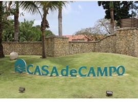 Villa Chavon Resort, El Infiernito (Boca de Chavón yakınında)