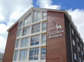 Hotel La Corza Blanca, Brañavieja