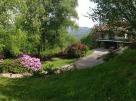 Villa Nancy, Lavena Ponte Tresa (Ponte Cremenaga yakınında)