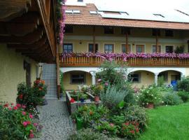 Ferienhof Löw, Salzweg (Mitterbrünst yakınında)