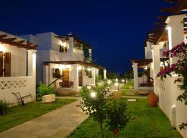Anemonisia Deluxe Apartments, Skyros