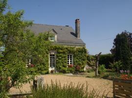 Maison De Vacances - Le Vieil Baugé, Ле-Вьей-Боже (рядом с городом Pontigné)