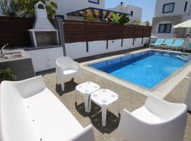 Villa Jane Blue, Paralimni (Gastria yakınında)