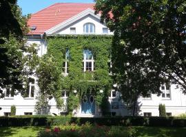 Hotel Märkisches Gutshaus, Beeskow (Kummerow yakınında)