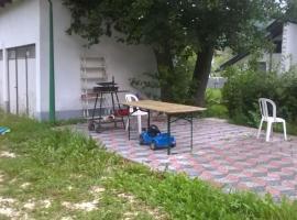 Vacation home Ferhatovic, Saraybosna (Njemanica yakınında)