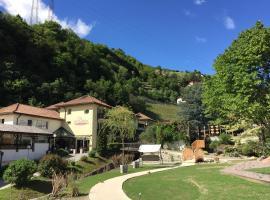 Hotel Rierhof, Chiusa