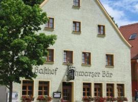 Gasthof Schwarzer Bär, Kastl (Ursensollen yakınında)