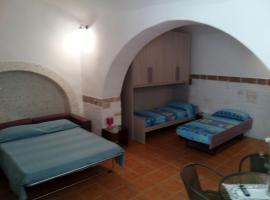 Il rifugio della clarissa, Montescaglioso