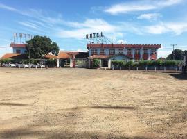 Hotel Roma Ltda, Campo Grande (Pontal yakınında)