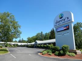 Danny's Hotel Suites Events Center, Beresford (Nigadoo yakınında)