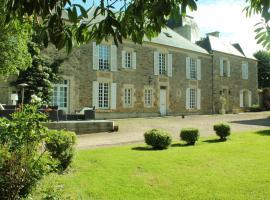 Manoir de la Queue Du Renard, Tracy-Bocage (рядом с городом Оне-сюр-Одон)