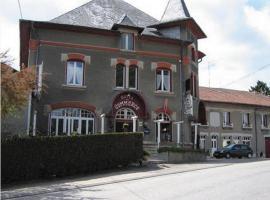 Hôtel-Restaurant du Commerce, Aubréville (рядом с городом Autrecourt-sur-Aire)