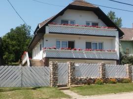 Betti Vendégház, Альшопахок (рядом с городом Felsőpáhok)