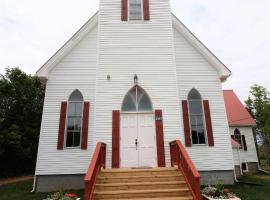 The Church House, Cape Tormentine