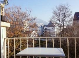 Appartement Centre Ville proche tram, Гренобль (рядом с городом Sassenage)