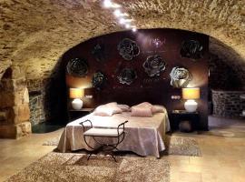 Hotel Mas Renart - Adults Only, Mollet de Perelada (Sant Climent Sescebes yakınında)
