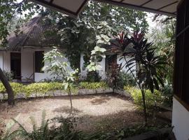 Hotel Ishango, Goma