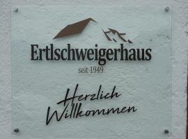 Ertlschweigerhaus, Donnersbach