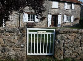 Sans Souci- table en chambre d'hote, Saint-Sornin-Leulac (рядом с городом Saint-Priest-le-Betoux)