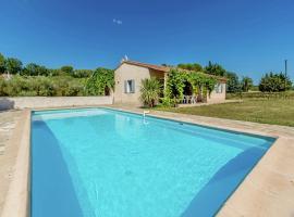 Holiday home Petite Jeanne, Saint Antonin du Var (рядом с городом La Caravane)
