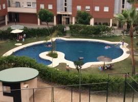 Apartamento Parque Litoral
