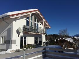 Bergblick Lodge, Ofterschwang
