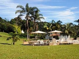 Hotel Fazenda Caco de Cuia, Itabirito