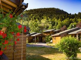 camping du haut des bluches, Ла-Бресс (рядом с городом Wildenstein)