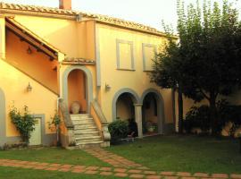 Villa Lillà, Calvanico (Berdekatan Fisciano)