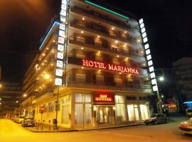 Hotel Marianna, Drama