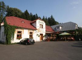 Pension Harcovna, Frýdlant nad Ostravicí (Lubno yakınında)