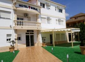 Hotel Bobal, Рекена (рядом с городом Siete Aguas)