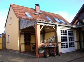 Ferienhaus Melanie, Senftenberg (Großräschen yakınında)