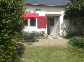 Les Gîtes du Chat Bleu, Channay-sur-Lathan (рядом с городом Rillé)
