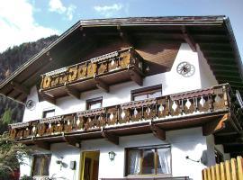 Landhaus Pitztal, Sankt Leonhard im Pitztal (Bichl yakınında)