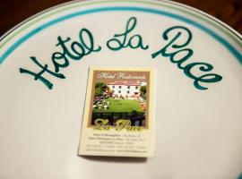 Hotel La Pace, Asciano