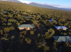 Ngorongoro Wild Camp, Ngorongoro