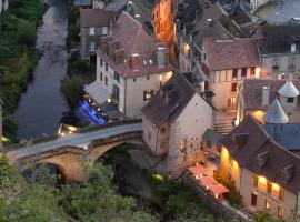 Les Maisons du Pont, Обюссон (рядом с городом Saint-Maixant)