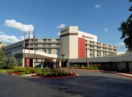 Marriott at the University of Dayton, Dayton