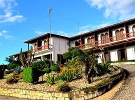 Hotel Serra do Ouro, Jacobina