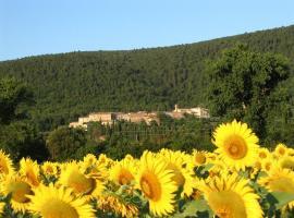 Siena Vecchia Vacanze, Stigliano