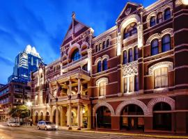 The Driskill – in the Unbound Collection by Hyatt