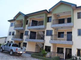 Evergreen Apartments, Adentan (рядом с городом Apenkwa)