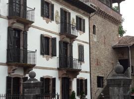 Hostal Palacio Jaureguia, Irurita (Garzáin yakınında)