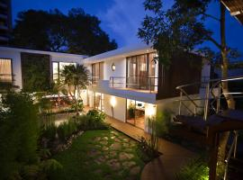 La Inmaculada Hotel, Гватемала