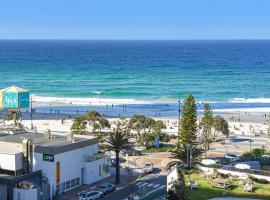 Surfers Beachcomber Resort Private Apartments, Gold Coast (Surfers Paradise yakınında)