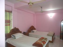 Hotel Green Castle, Rāngāmāti